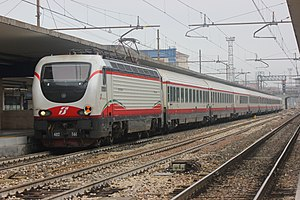 Bologna Centrale E402B Frecciabianca Completo.JPG