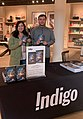 Book Signing Event - Gaurav Sharma at Indigo Robson, Vancouver.jpg