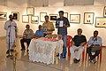 Booklet Release - Inaugural Function - Group Exhibition - PAD - Kolkata 2016-07-29 5290.JPG