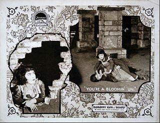 <i>Boots</i> (film) 1919 film by Elmer Clifton