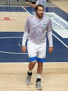 Bora Paçun Turkish basketball player