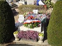 Bourg-la-Reine (sépulture Bastien-Thiry).JPG