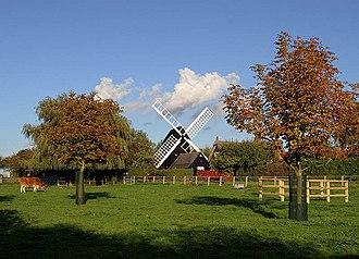 Bourn - Bourn Mill