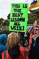 Bournemouth public sector pensions strike in November 2011 36.jpg