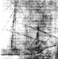 Bow of a 16th century galley.png