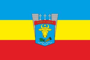 Boiany - Image: Boyany prapor