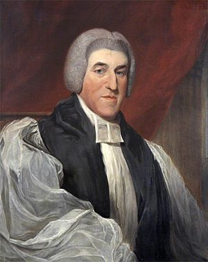 William Carey (bishop) - Image: Bp William Carey