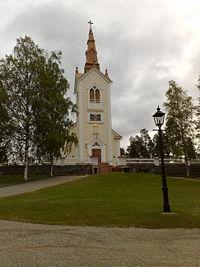 Bräcke kyrka