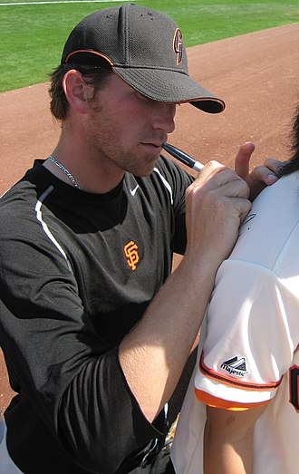 Brad Hennessey - Hennessey with the San Francisco Giants