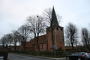 Brædstrup - Brædstrup Church Build 1941.