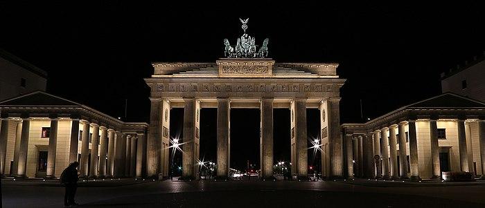 Brandenburg Gate Wikipedia