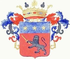 Brazilian heraldry - Image: Brasao osorio 1