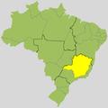 Brasil MinasGerais maploc.png