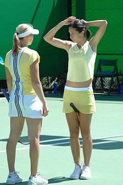 Myskina tennis