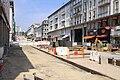 Brest - Rue de Siam - Travaux du tramway - 2010 - 003.JPG