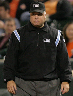 MLB Umpire Brian O'Nora