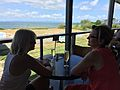 Bribie Island Surf Life Saving Club view from veranda.JPG
