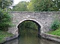 Bridge No 26, Caldon Canal, Stockton Brook, Staffordshire - geograph.org.uk - 597131.jpg