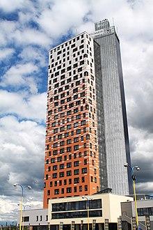 List Of Tallest Buildings In The Czech Republic Wikipedia