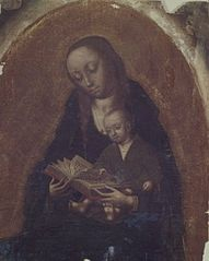 St. Anne and the Virgin