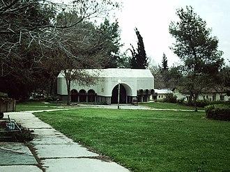 Bror Hayil - Synagogue of Bror Hayil