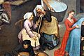Bruegel il vecchio, proverbi fiamminghi, 1559, 14.JPG
