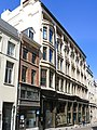Brussels, cultureel erfgoed de Arenberg 11-13 oeg2043-00740 foto2 2015-06-07 11.00.jpg