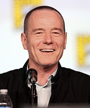 Bryan Cranston - Cranston at the 2012 San Diego Comic-Con International