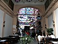 Bucharest, Romania. Passage Victoria with umbrellas (A place for confidence and love)(3).jpg