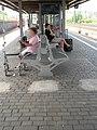 Buchforst, S-Bahn-Haltestelle, 30. 05. 2012 - panoramio (1).jpg