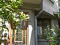 Bucuresti, Romania, Imobilul nr. 15 de pe Str. Naum Ramniceanu; B-II-m-B-19534 (detaliu).JPG