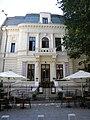 Bucuresti, Romania. Restaurant pe Str. Nicolae Golescu.jpg