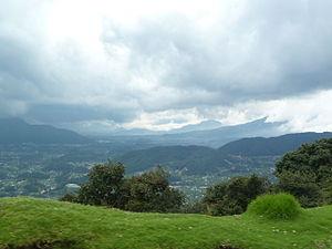 Guatemalan Highlands - Guatemalan Highlands, view from Buena Vista