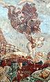 Buffalmacco, trionfo della morte, diavoli 05.JPG
