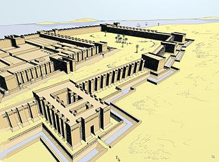 Buhen Ancient Egyptian fortress
