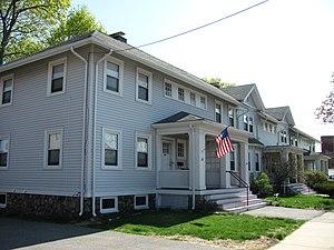 Building at 38–48 Richardson Avenue - Building at 38–48 Richardson Avenue