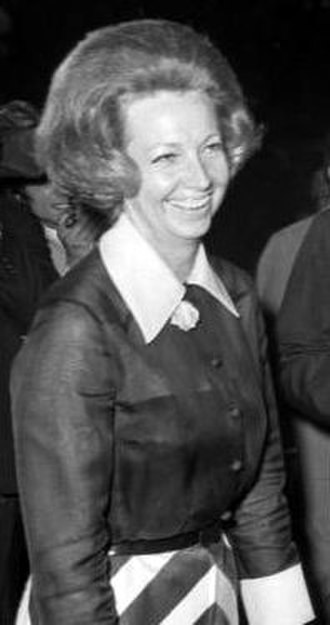 Hamar - Rut Brandt in 1970