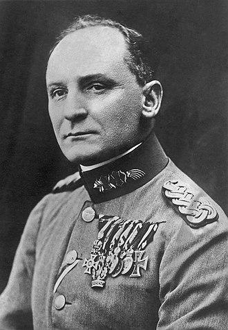 Chief of the General Staff (Bundesheer) - Image: Bundesarchiv Bild 102 09307, Sigmund Knaus