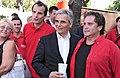 Bundeskanzler Werner Faymann, 1.Mai 2012 (6987136928).jpg