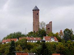 Burgruine von Kirkel