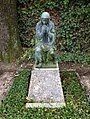 Burkhard Mangold (1873-1950), Grab auf dem Friedhof Wolfgottesacker, Basel.jpg