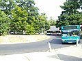 Buses in Highwoods Square, Colchester.jpg