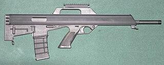 Bushmaster M17S Type of Bullpup semi-automatic rifle