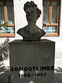 Bust of Imre Somogyi, 2017 Abony.jpg