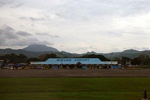 Bancasi Airport - Image: Butuan Airport general view