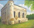 Bykhov - synagogue 1967 Anatoly Nalivaev.jpg