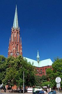 Bytom - Kościół pw. Świętej Trójcy 04.jpg