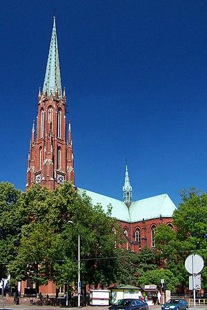 Bytom - Holy Trinity Church