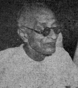 English: C. Rajagopalachari (Rajaji) speaking ...