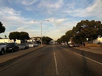 Venice Boulevard - Venice Boulevard
